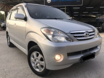 2005 TOYOTA AVANZA 1.3 AUTO - WELL CARE - MUST VIEW - ALL ORIGINAL PART - PERFECT CONDITION - BEST OFFER - DEAL SAMPAI JADI