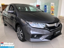 2019 HONDA CITY BRAND NEW,  REBATE 9K