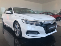 2019 HONDA ACCORD 2.0 VTI-L REBATE 9K
