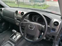 2010 ISUZU D-MAX 2010 Isuzu D-MAX 3.0 Ddi 4WD (A) DIESEL TURBO