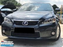 2013 LEXUS CT200H HYBRID- Superb condition like new car with low mileage. Maximum finance VERY FAST LOAN APPROVAL.