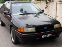 1989 FORD LASER TX 3