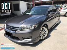 2016 HONDA ACCORD 2.4 VTI-L KEYLESS NAVIGATION HIGH SPEC PREMIUM ONE OWNER TIPTOP CONDITION LIKE NEW CAR