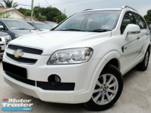 2011 CHEVROLET CAPTIVA 2.0 DIESEL- Superb condition like new car with well maintained performance. Maximum finance VERY FAST LOAN APPROVAL.