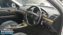 2008 MERCEDES-BENZ E-CLASS E200K