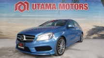 2014 MERCEDES-BENZ A-CLASS A180 AMG SPORT KEY START AMG INTERIOR MID YEAR SALE