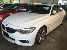 2016 BMW 4 SERIES 420i 2.0 M SPORT GRAND COUPE 4 DOOR CAMERA JAPAN