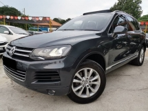 2013 VOLKSWAGEN TOUAREG 3.6 V6 FSI- Superb condition like new car with low mileage. Maximum finance VERY FAST LOAN APPROVAL.