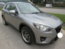 2014 MAZDA CX-5 2.0 (A) CBU Baru Nice No Plate 8488 One Owner Service On Time Accident Free Tip Top Condition