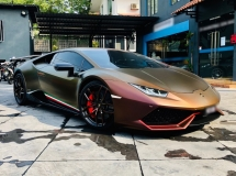 2014 LAMBORGHINI HURACAN 610-4 5.2 V10 WELL MAINTAINED