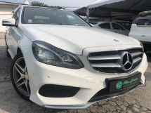 2014 MERCEDES-BENZ E-CLASS E250 AMG 2.0 FACELIFT SUNROOF 7SPEED