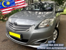 2011 TOYOTA VIOS 1.5 (AT) NEW FACE LIFT TRD KIT 1 DIRECT OWNER