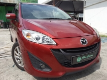 2014 MAZDA 5 2.0 SKYACTIV SUNROOF TWINS POWER DOOR MPV