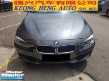 2013 BMW 3 SERIES 316i F30 1.6 (CKD Local Spec)
