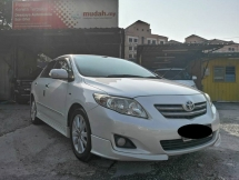 2009 TOYOTA ALTIS 1.8 G (A) True Year Made