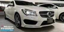 2014 MERCEDES-BENZ CLA 180 AMG 1.6 / BLIND SPOT / MEMORY SEAT / READY STOCK NO NEED WAIT