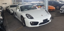 2015 PORSCHE CAYMAN CAYMAN S 3.4 ACTUAL YEAR MAKE 2015 NO HIDDEN CHARGES