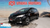 2016 TOYOTA WISH 1.8 S PUSH START FABRIC SEATS YEAR END SALE SPECIAL FAST APPROVAL BEST DEAL