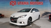 2016 TOYOTA WISH 1.8 S PUSH START FABRIC SEATS MID YEAR SALE