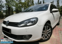 2012 VOLKSWAGEN GOLF 1.4 TSI (A) F-LOAN / HIGH BANK VALUE / FULL SERVICE RECORD VOLKSWAGEN / 1 CAREFUL OWNER / SERVICE ON TIME
