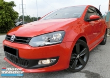 2011 VOLKSWAGEN POLO 1.2 TSI (A) F-LOAN / POWERFULL TSI ENGINE / FUEL SAVE / 1 OWNER / SPORTY