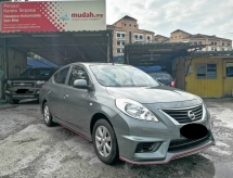 2013 NISSAN ALMERA 1.5 E (A) True Year Made
