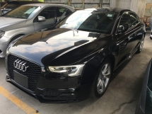 2014 AUDI A5 2.0 S-LINE  TFSI MMI 4 DOOR SUNROOF JAPAN SPEC
