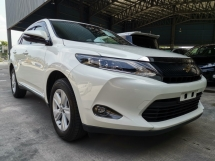 2017 TOYOTA HARRIER 2.0 Elegance Unreg Sale Offer