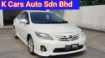 2011 TOYOTA ALTIS 1.8 G (A) Facelift Dvvt-i (CBU) 7 Speed Super Smooth Condition Never Accident Before No Repair Need Worth Buy