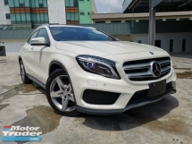 2016 MERCEDES-BENZ GLA 180 AMG WHITE OFFER RADAR BSM UNREG