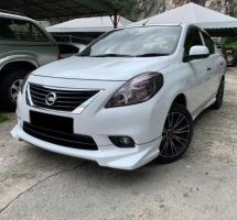 2014 NISSAN ALMERA 1.5 VL HIGHEST SPEC ORI IMPUL SPEC LEATHER SEAT