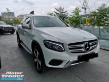 2018 MERCEDES-BENZ GLC 200 PRE OWNED RM213,000 WARRANTY TILL 2023
