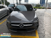 2018 MERCEDES-BENZ A-CLASS 200 PRE OWNED RM195,000 WARRANTY TILL 2023