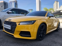 2015 AUDI TT 2.0 TTS IMPORTED NEW BY AUDI