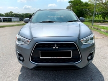 2014 MITSUBISHI ASX 2.0 (A) 4WD FACELIFT PANORAMIC