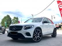 2018 MERCEDES-BENZ GLC GLC43 AMG 3.0 4MATIC Turbo
