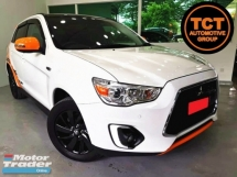 2016 MITSUBISHI ASX 2.0 (A) 4WD SUV ORANGE EDITION FACELIFT FULL SERVICE PANAROMIC ROOF P/START LEATHER SEAT 360 PARKING CAMERA