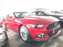 2016 FORD MUSTANG 2.3 ECOBOOST ELECTRIC SEAT PARKING CAMERA 2016 UNREG LIKE NEW CAR