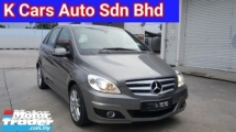 2011 MERCEDES-BENZ B-CLASS B180 1.7 (A) Facelift (CBU) Import New Super Smooth Condition Confirm Never Accident Before No Repair Need Worth Buy