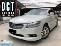 2012 TOYOTA CAMRY 2.4V FULL SPEC LEATHER P/START 1 OWNER TIPTOP CONDITION LIKE NEW