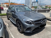 2018 MERCEDES-BENZ GLC 43 AMG 4 MATIC PRE OWNED RM388,000 WARRANTY TILL 2023