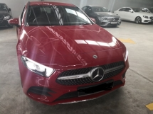 2018 MERCEDES-BENZ A250 AMG LINE PRE OWNED RM223,000 WARRANTY TILL 2023