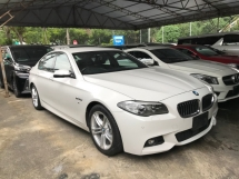 2014 BMW 5 SERIES 520I M SPORT JAPAN 2.0 TWIN POWER TURBO PRICE NO SST