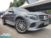 2017 MERCEDES-BENZ GLC 250 AMG 4MATIC 2.0 (A)