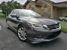 2015 HONDA ACCORD 2015 Honda ACCORD 2.4 VTi-L (A) PREMIUM SPEC