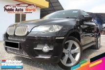 2010 BMW X6 BMW X6 3.0 Turbo xDrive35d (A) Rev/Cam TipTop 2010