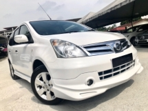 2013 NISSAN GRAND LIVINA 1.8 IMPUL (A) FULL BODYKIT LUCKY DRAW 3k REBATE