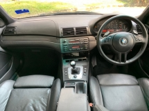 2003 BMW 3 SERIES 325I M-SPORT 2.5 (M) SMG RARE COLLECTION