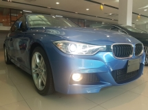 2014 BMW 3 SERIES 320D 2.0 TURBO M-SPORT (UNREG) 2014