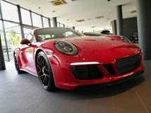2017 PORSCHE 911 CARRERA GTS 3.0 Porsche UK Approved Rear Axle PDCC